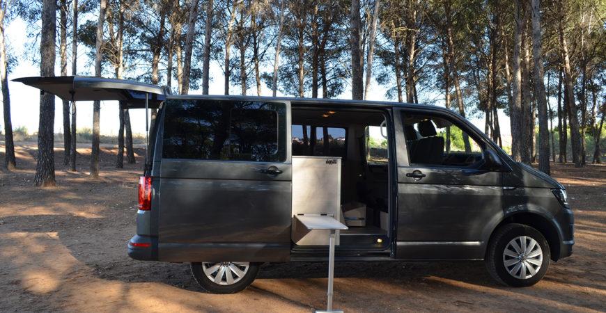 Madrid – Van Caravelle T6 Dream Vw 54jLAR